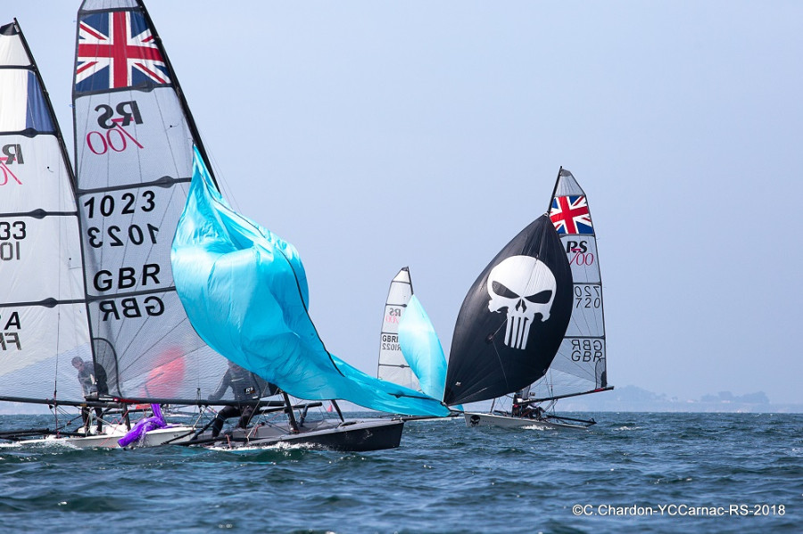 RS700 Eurocup, YC Carnac, May 2018