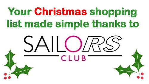 More information on Christmas shopping solutions from your RS Class Association here!
