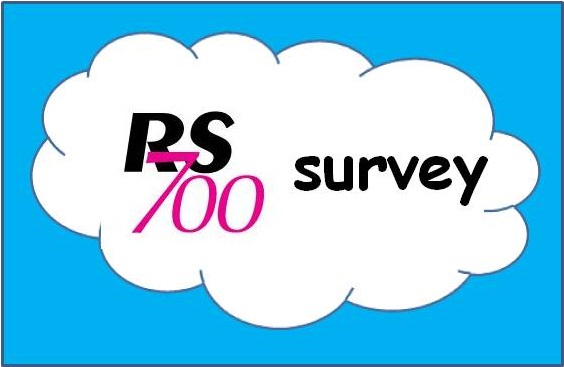 More information on RS700 survey!