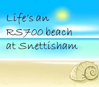 More information on Life's an RS700 beach at Snettisham...
