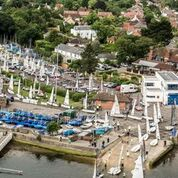 More information on RS700s & RS800s invited to Lymington Dinghy, 7/8 July Regatta