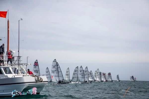 More information on RS700 Europeans and Nationals at RS Games Day One Results and Photos Here!