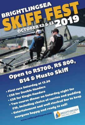 More information on Brightlingsea Skiff Fest