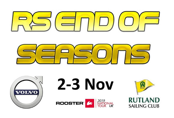 More information on RS End of Seasons Regatta fast approaching!